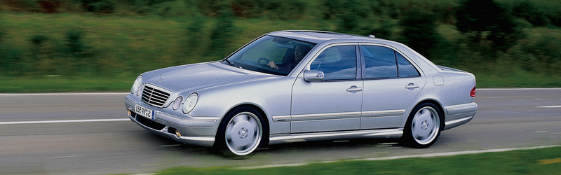 MERCEDES-BENZ E-Class W210 Sedan
