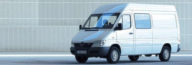 MERCEDES-BENZ Sprinter W901