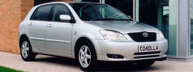 TOYOTA Corolla E12 (2002-2004) 5D Hatchback