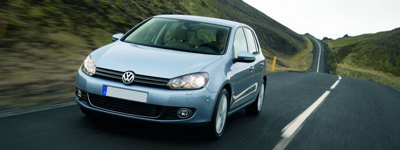 VOLKSWAGEN Golf VI 5D Hatchback