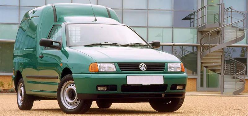 VW Caddy II (тип 9K) (1996-2003)