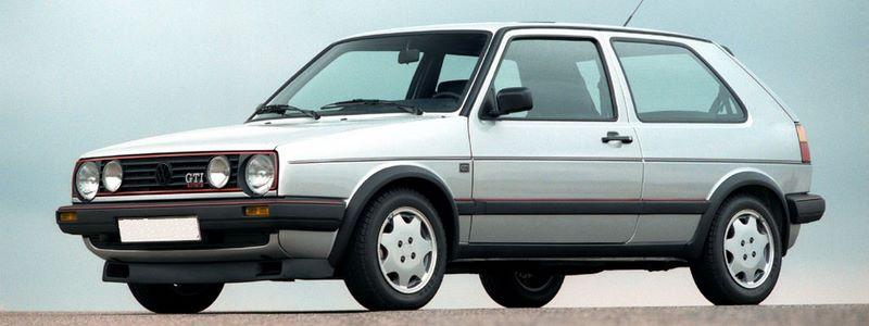 VOLKSWAGEN Golf II GTI (1984-1992)